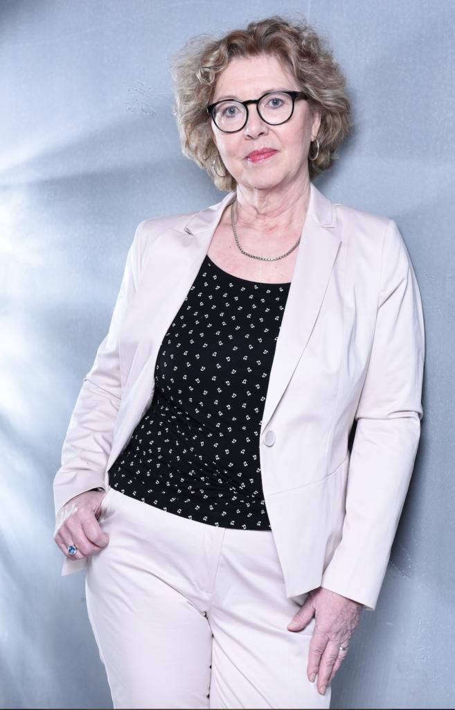 Karin Heinrich Porträt